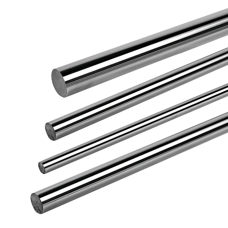 Silver Steel Bar Chrome Linear Guide Round Bar Linear Shaft 2-20mm 3mm 4mm 5mm 6mm 8mm 9mm 10mm 12mm 14mm 15mm 16mm 18mm 333 Mm