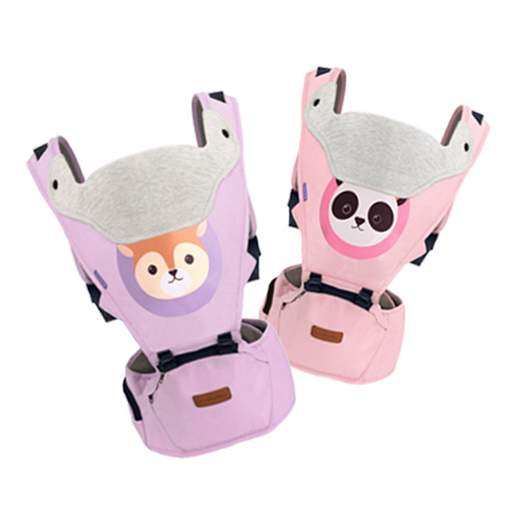 Children's waist stool strap multifunctional front hug four seasons universal summer lightweight breathable baby waist stool