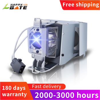 HAPPYBATE SP.8VH01GC01 Replacement Projector lamp for OPTOMA HD141X EH200ST GT1080 HD26 X316 S316 W316 DX346 lamp for projector bl fs200b sp 80n01 009 sp 80n01 001 replacement projector lamp for optoma ep738p ep739 ep739h ep739x ep745 h27 happybate