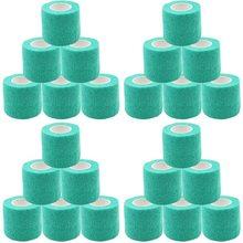 Bandage-Wrap Tattoo-Grip-Tube Elastic for Green 24pcs 2--X-5-Yards