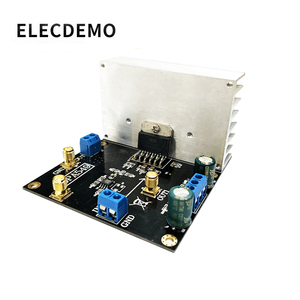 Image 2 - OPA549 מודול אודיו מגבר כוח 100W גבוהה מתח 8A גבוהה הנוכחי מגבר לוח