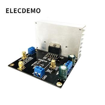 цена на OPA549 module Audio Power Amplifier 100W High-voltage 8A High-current Amplifier board