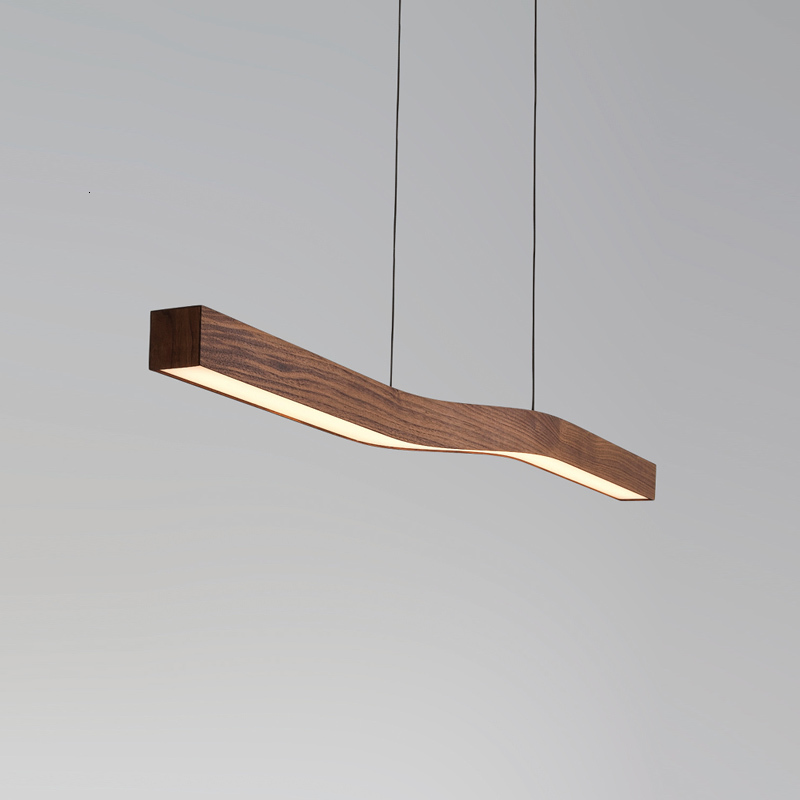 Japan Deco Maison Hanging Lamp Wood  Restaurant  LED  Pendant Lights  Luminaria Pendente Luminaire Luminaire Suspendu