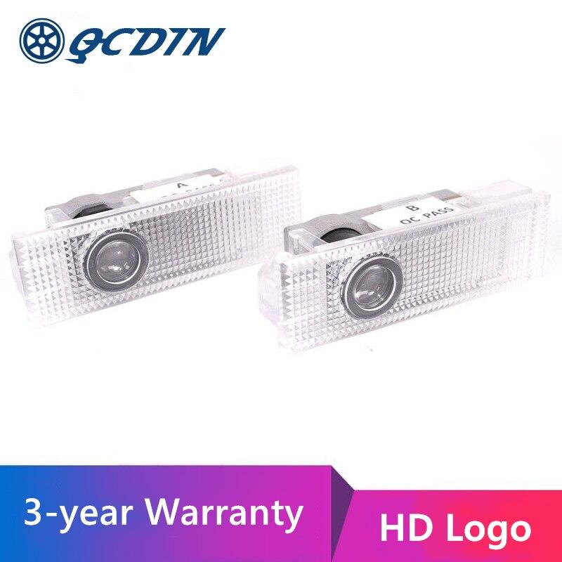 Купить qcdin светодиодный lancia led doorhd logo светильник car hd