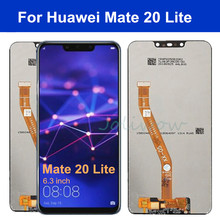 цена на Original For Huawei mate 20 lite LCD Display Touch Screen Digitizer Assembly Replacement for Huawei Mate 20 lite lcd display