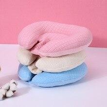 Spot doll cotton baby newborn pillow anti-eccentric head flat head baby shaping pillow decor