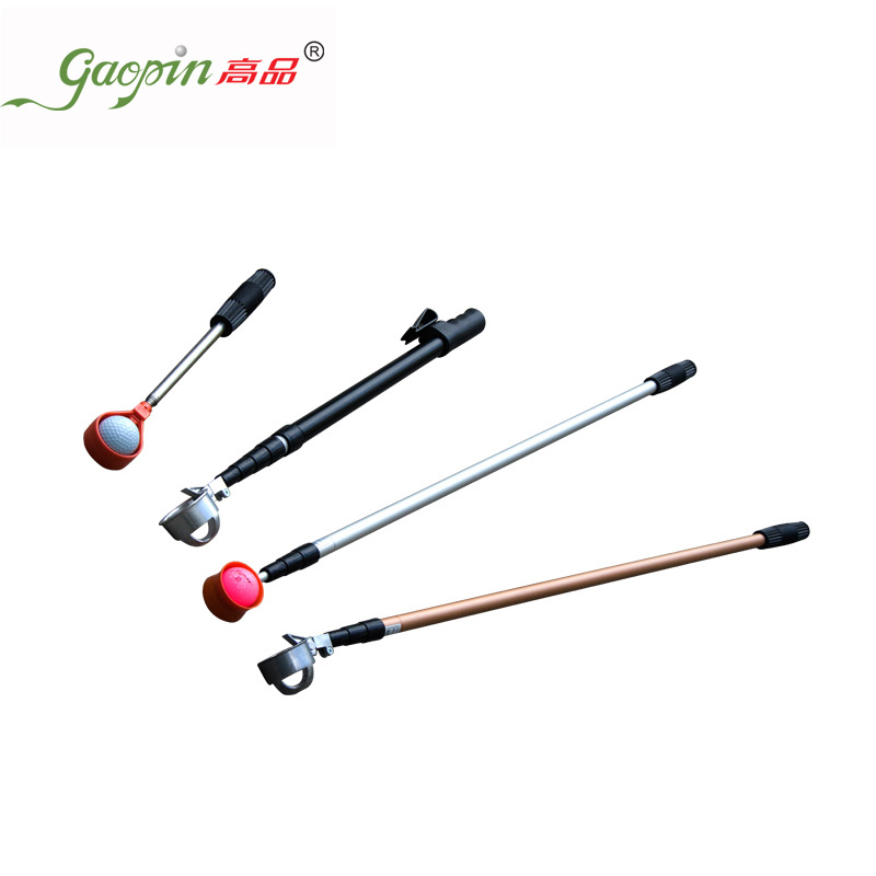 SOURCE Manufacturers Golf Pick-up Clubs Ball Pickup Maker Portable Ball Pickup Maker Practice Only Golf Supplies