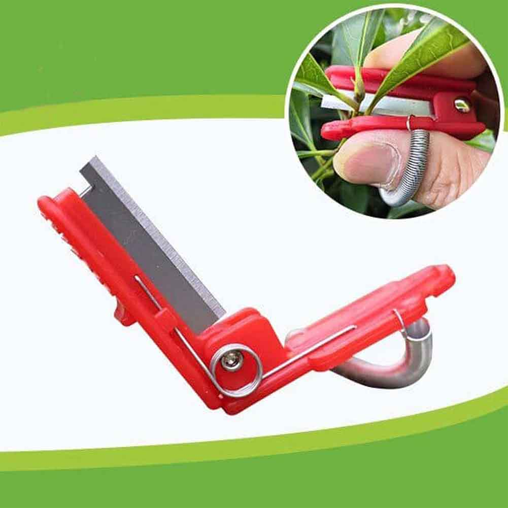 Finger Protector Outdoor Fruit Picking Device Rings Durable Portable Safe Multifunctional Universal Cutting Tool Garden Pruner