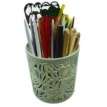 hollow pen holders plastic…