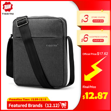 Tigernu Brand Men Messenger Bag High Quality Waterproof Shou
