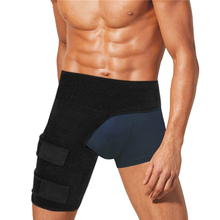Adjustable Groin Support Men Women Unisex Compression Sport Thigh Waist Wrap Strap Hip Stability Brace Protector Nature Hike