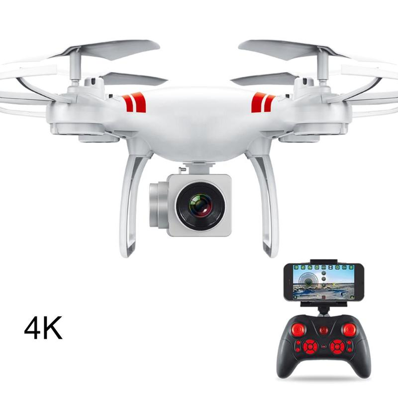 KY101 Helicopter Opvouwbare Drone Met 4K Hd Rc Drone Vier-As Antenne afstandsbediening Quadcopter Vliegtuigen