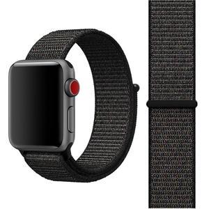 Нейлоновый ремешок для часов Apple Watch Series 5 4 40 мм сменный ремешок для Apple 3 2 1 38 мм умные часы