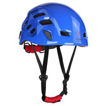 Outdoor Professional wspinaczka skałkowa kask wspinaczka górska kask wspinaczka lodowa sporty wodne sporty specjalne tanie i dobre opinie LOCLE CN (pochodzenie) Unisex Uniwersalny 14 lat Kompozyty 54-61m TK-24 Pół pokryte Mountain-climbing Helemt Rock Climbing Helmet Water Sport Helmet