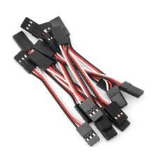 10 шт 30 см кабель со штыревыми соединителями на обоих концах