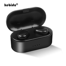 M1 HIFI Wireless Headphones With 350mAh Charging Box For Android IOS TWS Bluetooth Earphone IPX6 Waterproof V5.0 Earphones