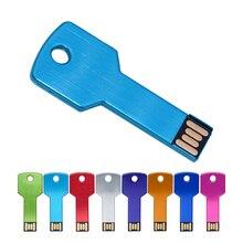 Pendrive флешка high speed usb flash drives 128gb 4gb usb Stick cle usb pen drive memoria usb 64gb 32gb mini usb gadgets key