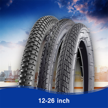 Children's bicycle tires 12/14/16/18/20/22/24/26 X 1.75 / 1.95 / 2.125 / 2.4 Children's bicycle bicycle road bicycle mountain bi