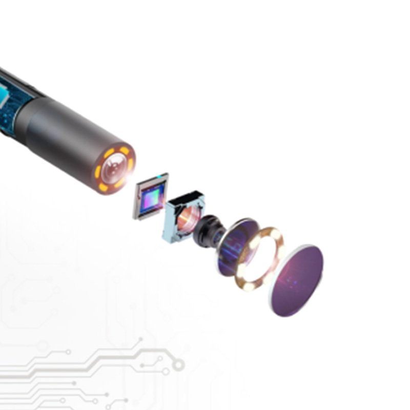 4.3 LEDs Cor Sn Polegada IPS Full