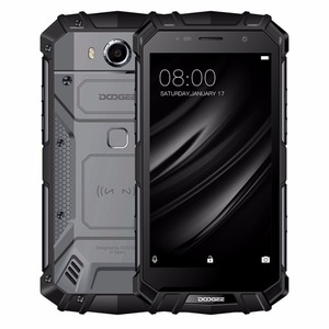 "Image 5 - Doogee S60 Lite 5.2"" FHD IP68 Waterproof 5580mAh 12V/2A Wireless Charge Smartphone 4GB 32GB Glonass NFC Touch ID 4G Lte Cellphon"