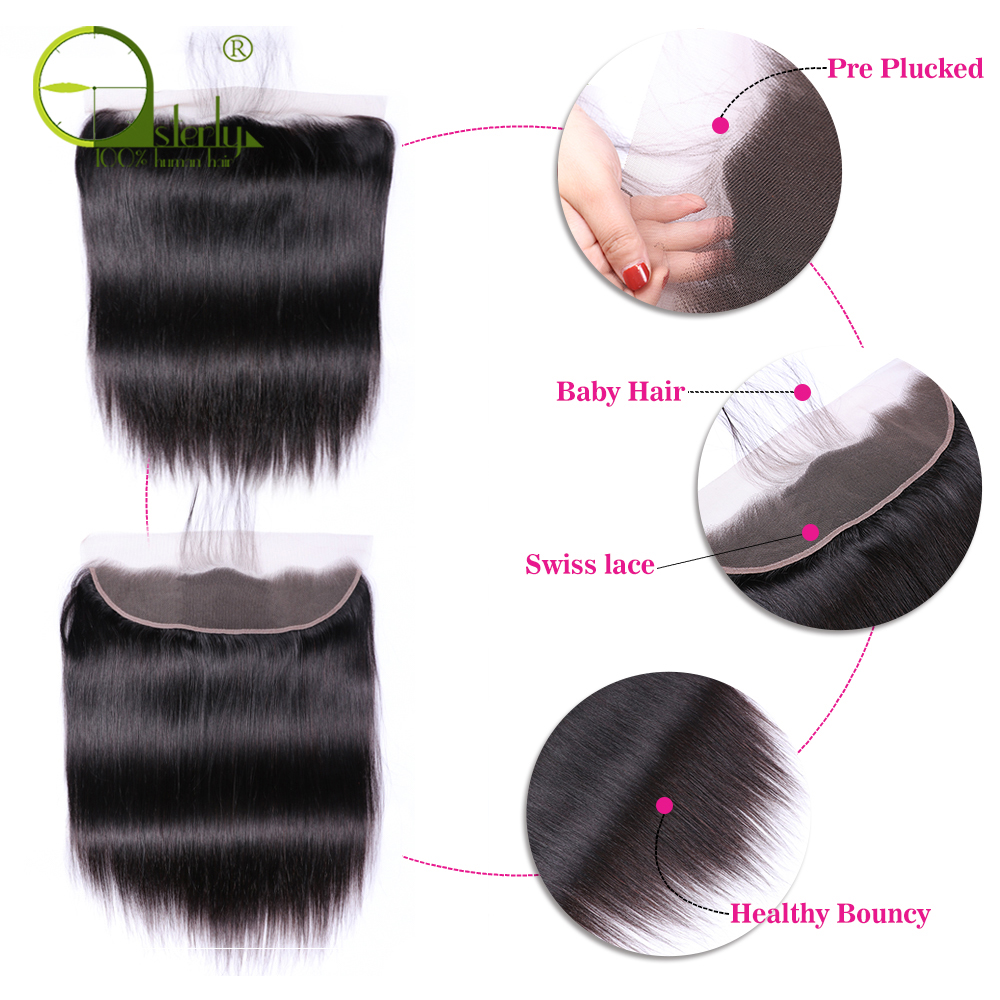 Heb474206eee34c0094bbf964cdc952adW Sterly Straight Hair Bundles With Frontal Remy Human Hair Bundles With Closure Brazilian Hair Weave Bundles With Closure