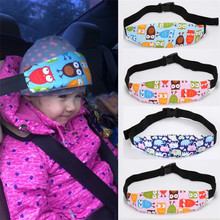 Pillows Playpens Car-Seat-Head-Support Positioner Sleep Baby Children Adjustable Infant