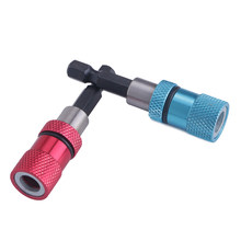 Magnetic Quick Release Hex Shank Drill Bit Holder Screwdriver Extension Bar(China)
