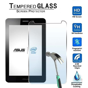 For ASUS Fonepad 7 ME371MG-9H Premium Tablet Tempered Glass Screen Protector Film Protector Guard Cover for teclast p10 9h premium tablet tempered glass screen protector film protector guard cover