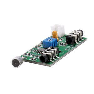 Image 4 - Microfoon AC Signaal Versterker Board Pickup Microfoon Versterker Module Gain Verstelbare Audio Versterker Circuit