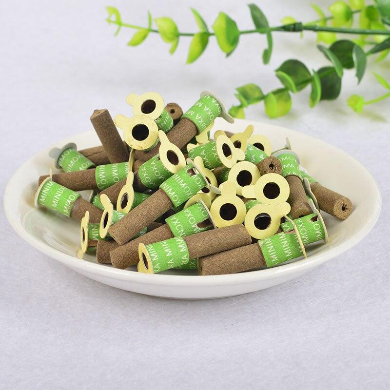 180 pçs mini moxibustion adesivos medicina chinesa moxa vara moxas terapia acupuntura pé volta massageador útero quente estômago
