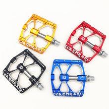 Ультралегкие велосипедные педали dh mtb bmx платформа с 3 подшипниками