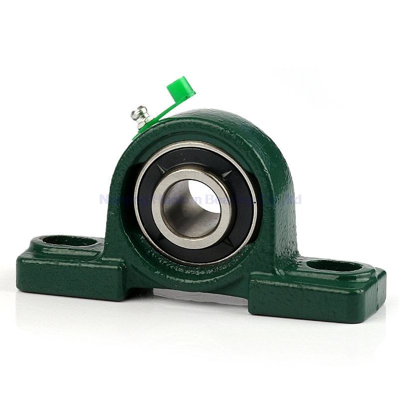 Gcr 15 UCP204 (d=20mm) Mounted and Inserts Bearings with Housing Pillow Blocks
