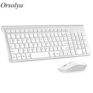 2.4G Wireless Keyboard and Mou