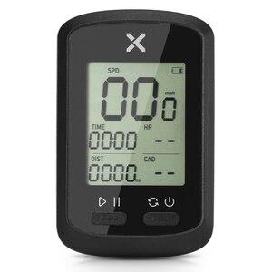 Image 1 - Định Vị GPS Đi Xe Đạp Máy Tính BT Kiến Không Dây Xe Đạp Máy Tính Kỹ Thuật Số Đồng Hồ Tốc Độ IPX7 Chính Xác Xe Đạp Máy Tính Có Nắp Che Bảo Vệ
