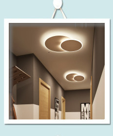 Heb491e81e6324aedaab1733cfbff39c0e Surface mounted modern led ceiling lights for living room Bed room light White/Brown plafondlamp home lighting led Ceiling Lamp