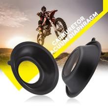 1 sztuk gaźnik motocyklowy tłok próżniowy membrana slajdów dla Honda VLX 400 Steed 400 CB750 CBX250 gumowe akcesoria motocyklowe