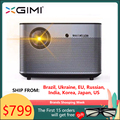 XGIMI H2 1920*1080 dlp Full HD projector 1350 ANSI lumen 3D projector Ondersteuning 4K Android wifi Bluetooth beamer