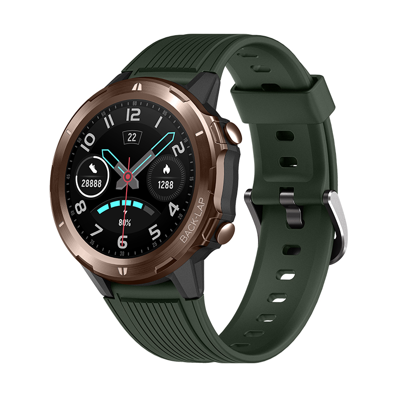 UMIDIGI Uwatch GT Smart Watch 5ATM Waterproof All-Day Heart Rate Activity Tracking Sleep Monitor Ultra-Long Battrey Android iOS 5