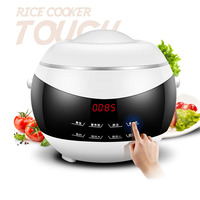 220V 2L Multifunction Electric Lunch Box Liner Insulation Portable Steam Heat Electric Rice Cooker Home Office Dormitory 400W