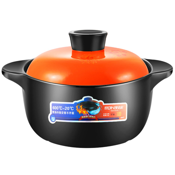 Casserole high temperature health Soup ceramic casserole soup pot stew pot open fire home gas soup pot