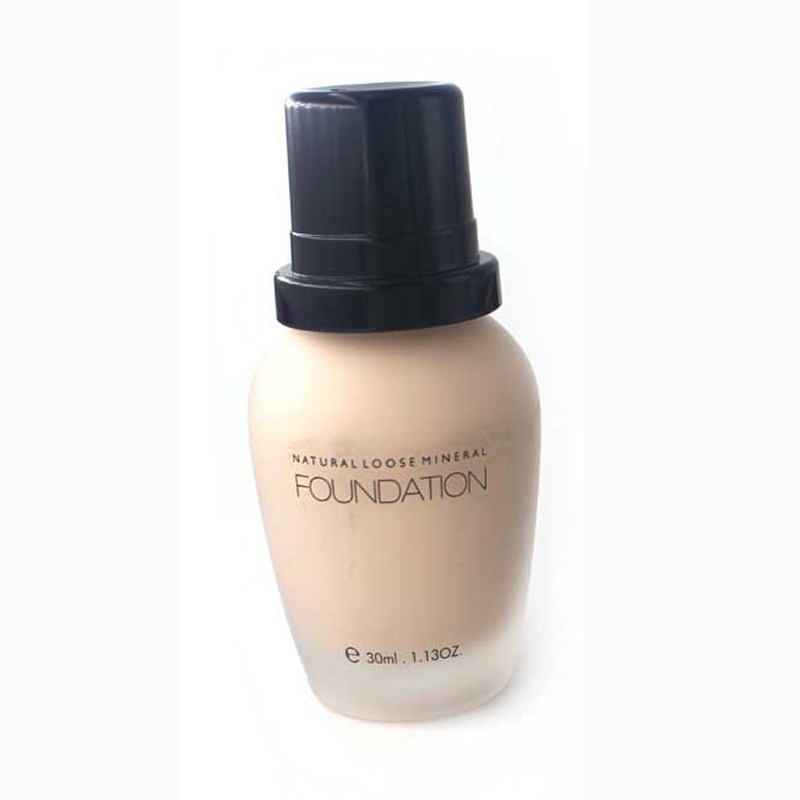 M.N Makeup Face Foundation Liquid Make Up Maquillaje Concealer Cream Waterproof Base Cosmetics F16001(02)