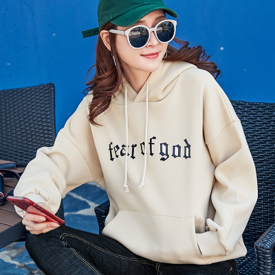 New  2019 Winter Women Hoodies Sweatshirt Good Casual Long Sleeve Slim Pullovers