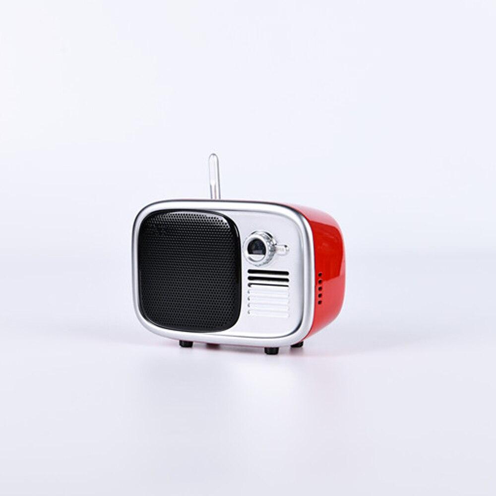 RKM Android7.1 pico-projecteurs-mini projecteur rétro Portable HD1080p, lecteur multimédia et haut-parleur intégrés, lecteur Micro SD/USB
