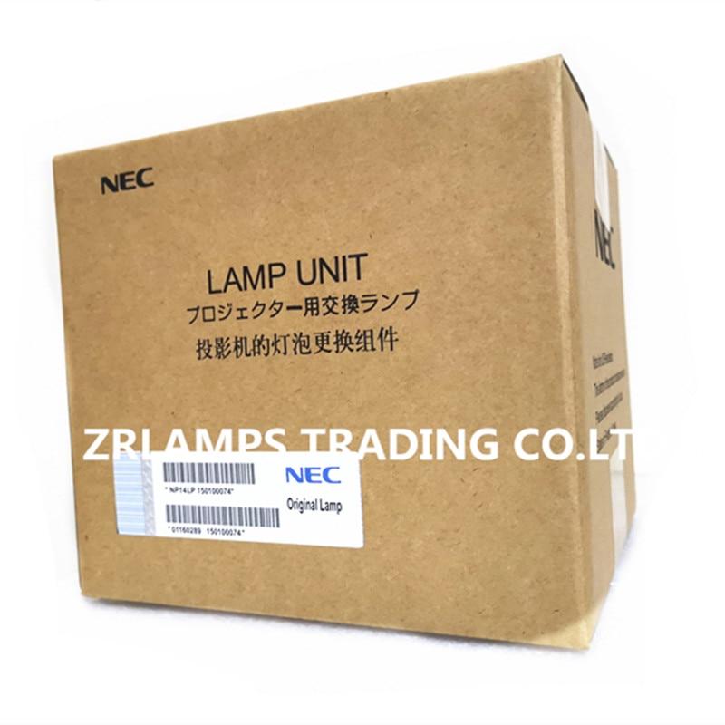 Оригинальная лампа проектора NP30LP HP 270/220W 0,8 для проекторов MX660/MX661/MX703/MX713/MX810ST/E500