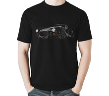 купить 2019 New Fashion Cotton T-Shirt 1965 Cobra Racings Car T-Shirt Gift Idea Shelby Backdraft 100% Cotton Tee Shirt Hoodies дешево