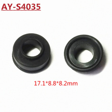 100pieces fuel injector seals 17.1*8.8*8.2mm for fuel injector repair kit / service kit fit for toyota camry V40 (AY S4035)