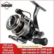 Seaknight Brand Treant Iii Serie 5.0:1 5.8:1 Vissen Reel 1000-6000 Max Drag 28lb Spinning Reel Voor Vissen Dual Lager Systeem