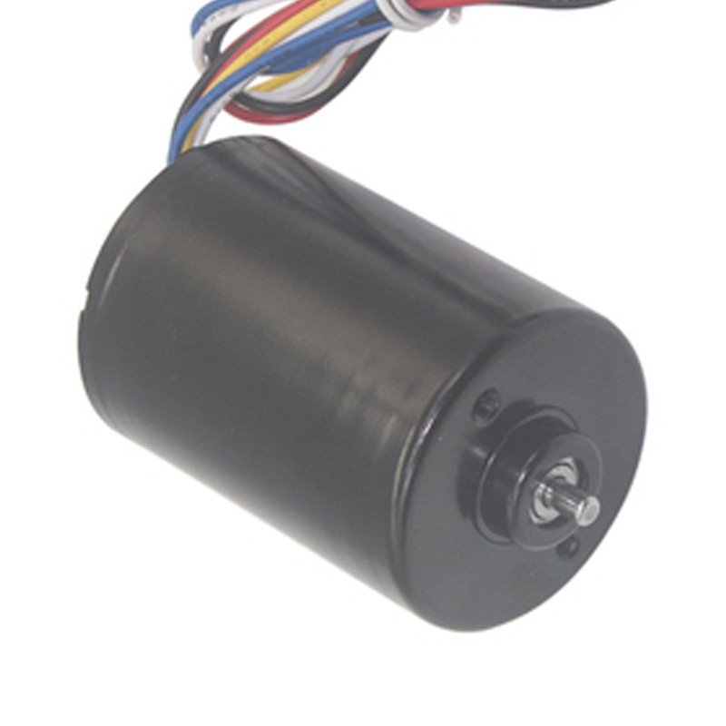 Micro <font><b>DC</b></font> High Speed Four-Pole Brushless <font><b>Motor</b></font> 12V 24V 4000/8000RPM Mini BLDC In <font><b>DC</b></font> <font><b>Motors</b></font> With Brake Low Noise Built-In Driver image