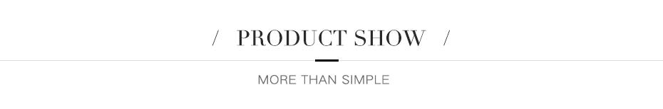 A-productshow