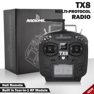 In Stock RadioMaster TX8 Hall